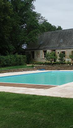 Spa à Juigné sur Loire